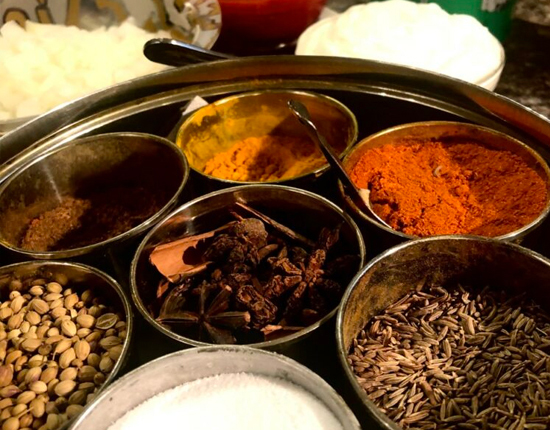 Herbs and Spice Cookery